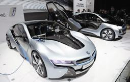 BMW's first electric vehicle attracting 100s of orders ahead launch