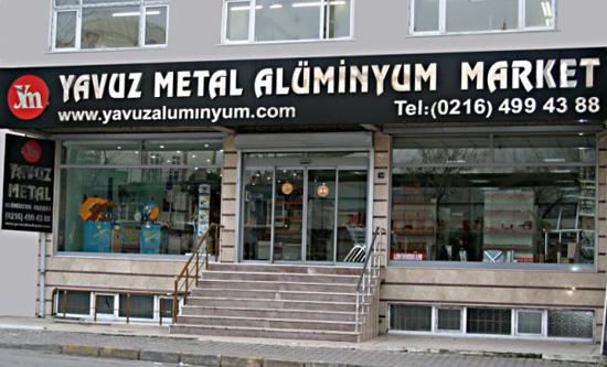 Istanbul alüminyum fabrikaları